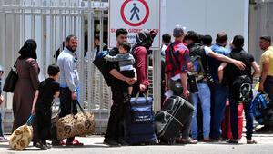 Suriyeye gidenlerin sayısı 29 bini buldu
