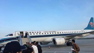 Rüya uçak İstanbula geliyor Çinin en büyüğü...