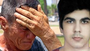 Yürek yakan görüntü... Sokak sokak oğlunu arıyor