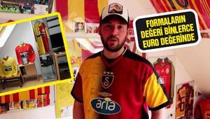 Gurbetçinin bitmeyen Galatasaray aşkı