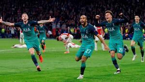 Tottenham hedefe kilitlendi Finale gelene kadar...