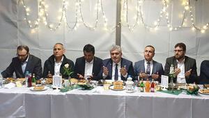 İGMG Kuzey Bavyera ve Nürnberg Merkez Camisi'nden ortak iftar