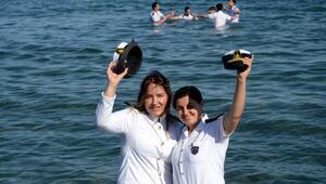 Denizde mezuniyet