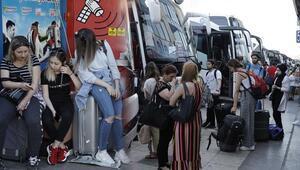 İstanbulda ek sefer yapacak otobüs kalmadı