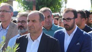 PKKlı teröristlerin saldırısında ölen 4 kişi mezarları başında anıldı