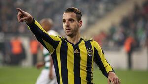 Fenerbahçede son yolcu Roberto Soldado