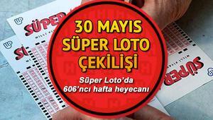 Süper Loto sonuçlarında açıklandı: Süper Lotoda 15 milyon TL devretti