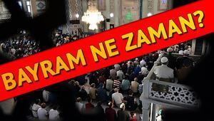 Ramazan ne zaman bitiyor Ramazan Bayramına kaç gün kaldı