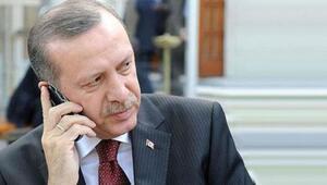 Cumhurbaşkanı Erdoğan IKBY Başkanı Neçirvan Barzani görüştü