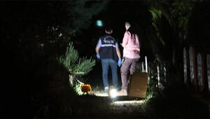 Köpeklerini arayan çocuklar kavanoz içinde cenin buldu