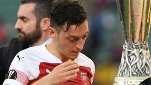 Final sonrası Mesut Özil kararı