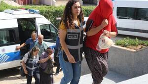 Adanada fuhuş şüphelisi 20 kişi adliyede