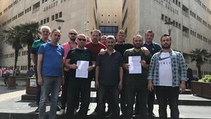 Bursaspor taraftarları mali kongrenin iptali için savcılığa başvurdu