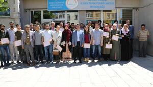 Ağrıda Kültür Mantar Yetişciliği kursu düzenlendi