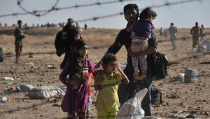 İdlibdeki sivillerden Avrupaya Sınırları açın çağrısı