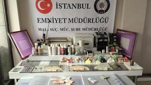 İstanbul polisi kalpazanlara göz açtırmıyor