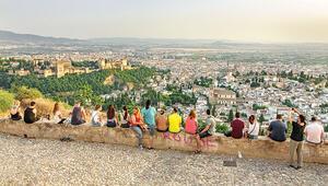Granada'da turist öfkesi