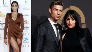 Cristiano Ronaldonun sevgilisi Georgina Rodrigues, herkesi büyüledi