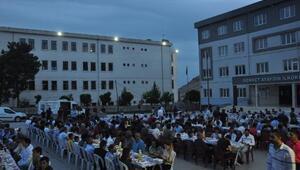 Derik Kaymakamlığından 600 kişiye iftar