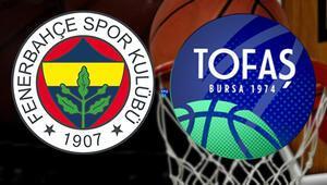 Fenerbahçe Beko-TOFAŞ maçı ne zaman saat kaçta hangi kanalda yayınlanacak