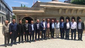 Pir Eren Yıldırım, ADFEnin inanç Kurulu Başkanı seçildi