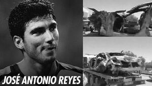 Son dakika: Jose Antonio Reyes yaşamını yitirdi