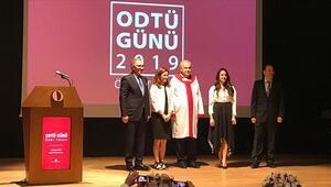 ODTÜden dünyaca ünlü Türk bilim insanlarına ödül