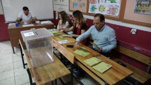 Yusufelide oy verme işlemi başladı