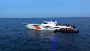 Çanakkalede 24 kaçak göçmen yakalandı