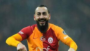 Mitroglou depremi Galatasaray...