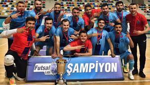 Futsalın şampiyonu Gazi