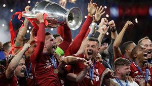 Şampiyonlar Liginde sezonun en iyi kadrosu açıklandı