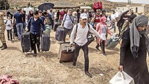 Suriyeli sayısı 7 ilde yüzde 10'u geçti