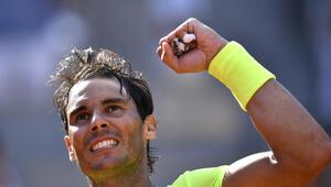 Nadal, Federer ve Stephens çeyrek finalde
