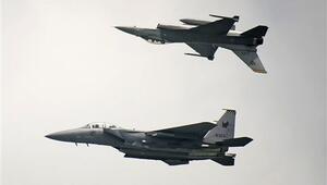 Küçük çocuğun şakası nedeniyle savaş uçakları havalandı