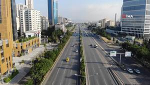 İstanbul trafiğinde sıra dışı Pazartesi
