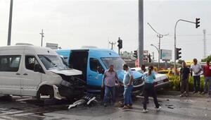 Antalya'da kaza... Turistler de yaralandı