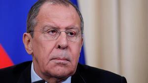 Rusya Dışişleri Bakanı Lavrov: ABD petrol için Suriyeyi bölmek istiyor