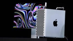 Tim Cook tanıttı... İşte yeni Mac Pro