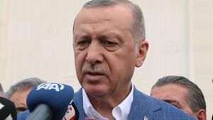 Son dakika Cumhurbaşkanı Erdoğandan çok önemli S-400 açıklaması