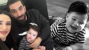 İşte Hamza Arda bebek