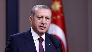 Cumhurbaşkanı Erdoğandan Dünya Çevre Günü mesajı