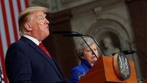 Son dakika... Trumptan İngilterede dikkat çeken açıklamalar