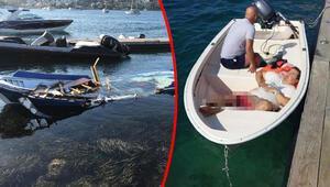 Otel teknesi gazetecileri öldürüyordu Kaptan kanlar içinde kaldı