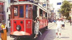 İstanbul bayramda turiste güzel
