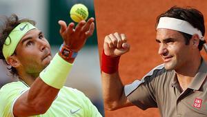 Fransa Açıkta Nadal ile Federer eşleşti