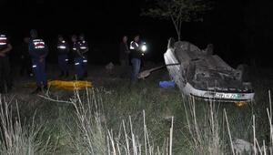Konyada zincirleme kaza: 1 ölü, 4 yaralı