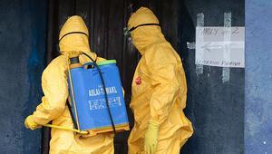 Kongo Demokratik Cumhuriyetinde Eboladan ölenlerin sayısı 1346ya çıktı