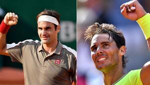 Roland Garros: Roger Federer - Rafael Nadal maçı ne zaman, saat kaçta, hangi kanalda