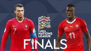 UEFA Uluslar A Ligi geri döndü Yarı finalde iddaada öne çıkan...